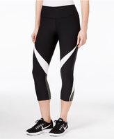 Nike Power Legend Dri-FIT Colorblocked Capri Leggings