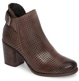 Naughty Monkey Women's Show Stoppa Perforated Bootie