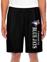 SARHT Men's Toronto Blue Jays Logo Shorts Gym