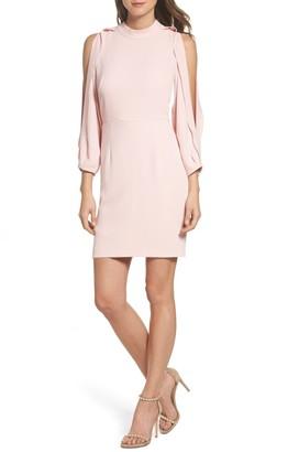 Chelsea28 Split Sleeve Mini Dress
