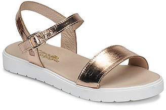 Citrouille et Compagnie GAPOTI girls's Sandals in Brown