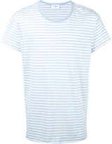 THE WHITE BRIEFS Sunset Stripe T-shirt