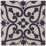 Maxwell & Williams Medina Maarif Ceramic Square Tile Coaster, 9cm