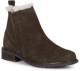 Emu Pioneer Deluxe Wool Lined Boot Dark Olive - 4