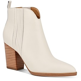 Marc Fisher Women's Annabel Pointed Toe High Heel Booties