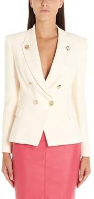 Elisabetta Franchi Double-Breasted Blazer