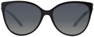 Tiffany & Co. TF4089B 360460 Polarised Sunglasses Black