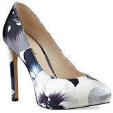 Nine West Tyler Floral Stiletto Heels