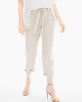 Chico's Soft Cropped Pants