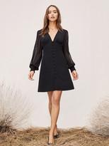 Diane von Furstenberg TVF Rosemary Crepe Mini Dress