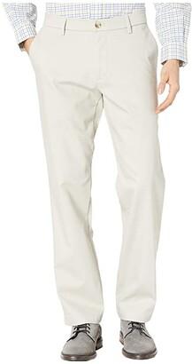 Dockers Straight Fit Signature Khaki Lux Cotton Stretch Pants D2 - Creaseless (Magnet) Men's Casual Pants