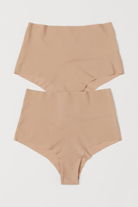 H&M 2-pack Light Shaping Briefs