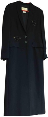 Barbara Bui Black Coat for Women