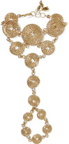 Rosantica Gold-tone Hand Piece - one size