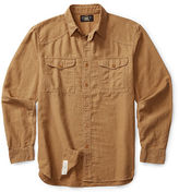 Ralph Lauren RRL Cotton-Blend Twill Workshirt