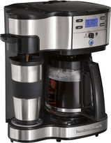 Hamilton Beach Scoop Programmable 2-Way Coffee Maker
