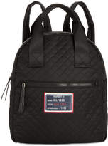 Tommy Hilfiger Quilted Medium Backpack