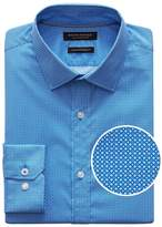 Banana Republic Camden Standard-Fit SUPIMA® Cotton Dot Shirt