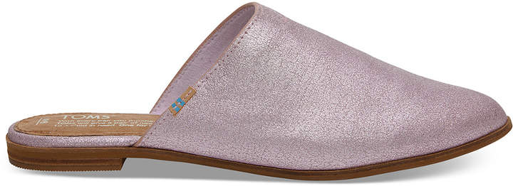 Toms Jutti Leather Mule
