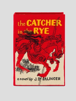Olympia Le-Tan The Catcher In The Rye Book Clutch