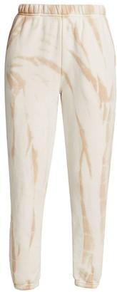 LES TIEN Tie-Dye Classic Sweatpants