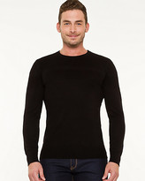 Le Château Wool Blend Crew Neck Sweater