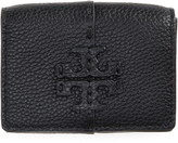 Tory Burch Mini McGraw Trifold Leather Wallet