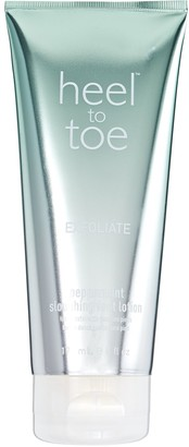 Heel to Toe Peppermint Sloughing Lotion