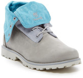 Timberland Authentics Fabric Fold-Down Boot (Big Kid)