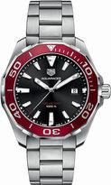 Tag Heuer Way101b.ba0746 Aquaracer Stainless Steel Watch