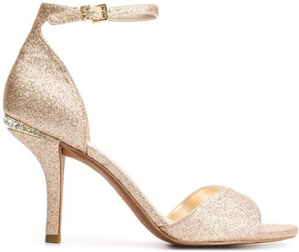 MICHAEL Michael Kors Malinda glittered sandals
