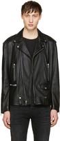 Saint Laurent Black Sweet Dreams Oversized Jacket