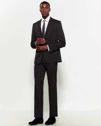 Versace Pinstripe Suit