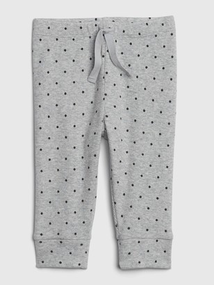 Gap Baby Organic Knit Pull-On Pants