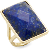 Rivka Friedman Women's 18K Gold Ring with Lapis