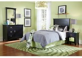 Powell Company Mission Bedroom in a Box Black