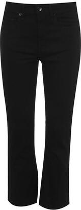 Rag & Bone Crop Flare Jeans