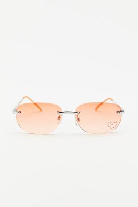 Urban Renewal Vintage Heartbreaker Sunglasses