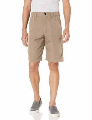 Wrangler Authentics Men's Performance Side Elastic Utility Short