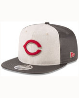New Era Cincinnati Reds Vintage Waxed 9FIFTY Snapback Cap