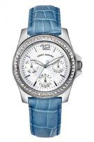 Tommy Bahama Swiss Women's TB2153 Island Analog Display Japanese Quartz Blue Watch
