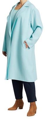 Lafayette 148 New York, Plus Size Wray Wool Jacket