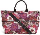 Vera Bradley Lighten Up Expandable Travel Bag