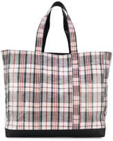 Helmut Lang oversized shopper bag