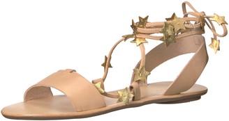 Loeffler Randall Women's Starla Ankle-WRAP Sandal