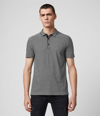 AllSaints Tonic Marine Polo Shirt