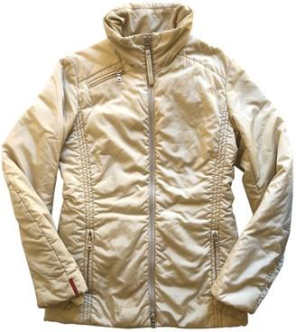 Prada Beige Coat for Women