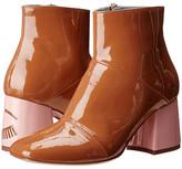 Chiara Ferragni Flirting Patent Ankle Boot