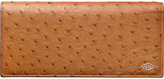 Louis Cartier Limited Edition Ostrich Leather International Wallet
