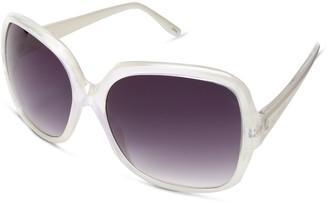 Rocawear Women's R3010 WH Square Sunglasses
